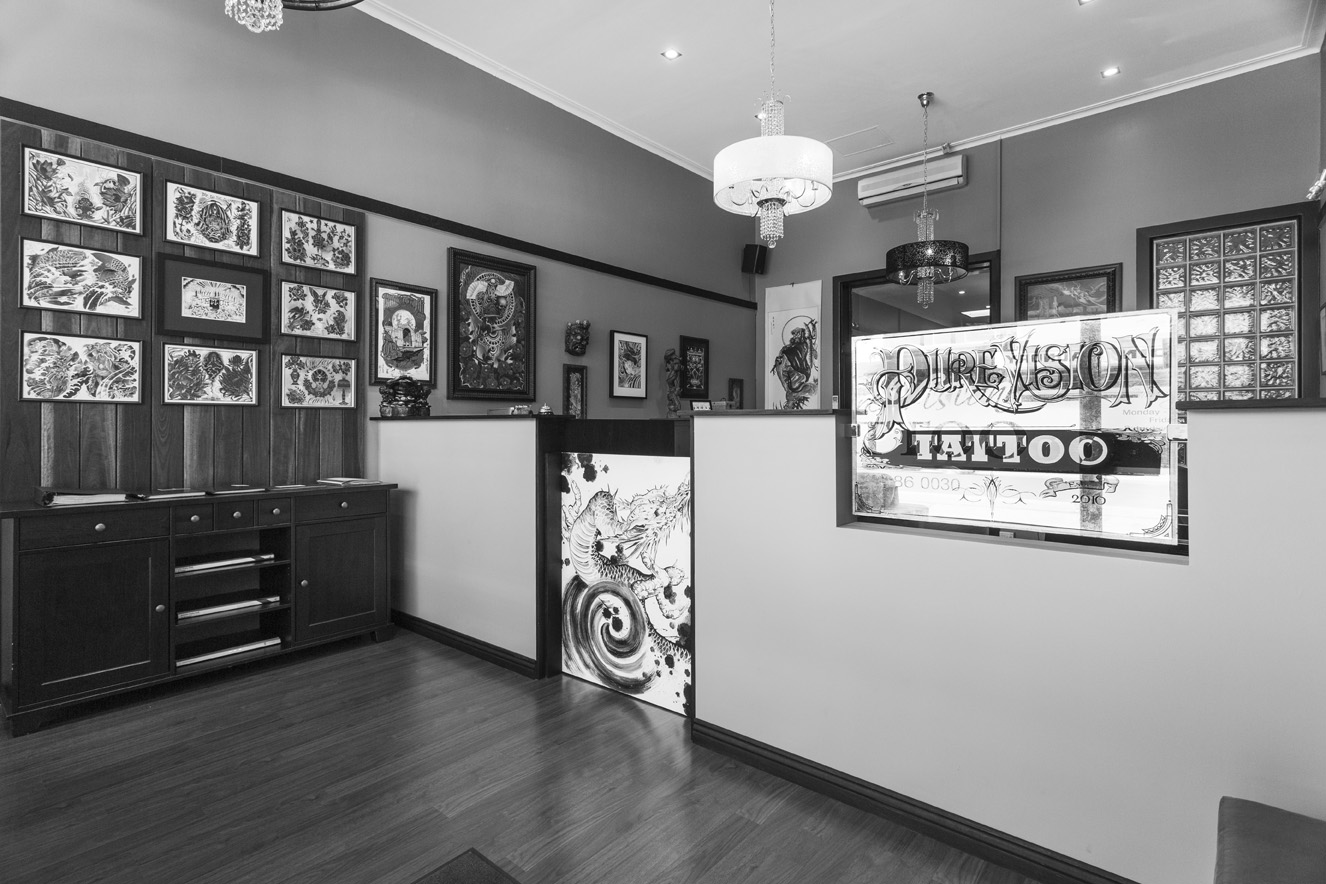 Pure Vision Tattoo<br />